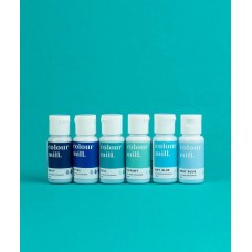 Colour Mill Oil Based Colouring 100ml Baby Blue