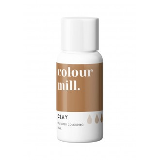 Colour Mill Oil Based Colouring 20ml Clay