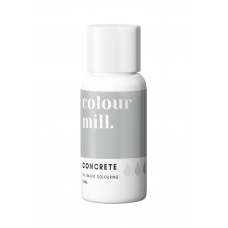 Colour Mill Oil Based Colouring 20ml Concrete