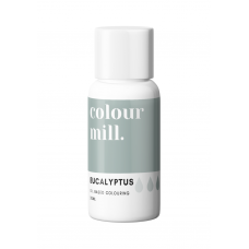 Colour Mill Oil Based Colouring 20ml Eucalyptus