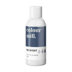 Colour Mill Oil Based Colouring 100ml Midnight