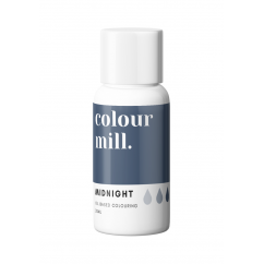 Colour Mill Oil Based Colouring 20ml Midnight