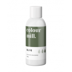 Colour Mill Oil Based Colouring 100ml Olive