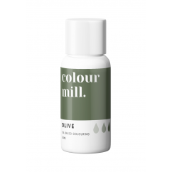 Colour Mill Oil Based Colouring 20ml Olive