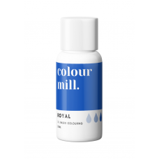 Colour Mill Oil Based Colouring 20ml Royal