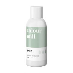 Colour Mill Oil Based Colouring 100ml Sage