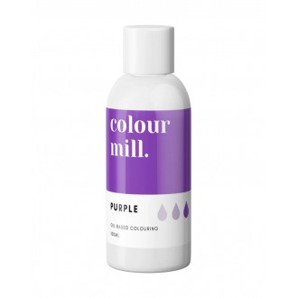 Colour Mill Oil Based Colouring 100ml Purple