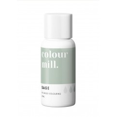 Colour Mill Oil Based Colouring 20ml Sage