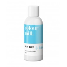Colour Mill Oil Based Colouring 100ml Sky Blue