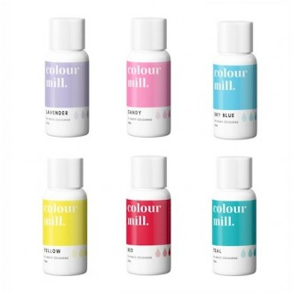 Colour Mill Oil Based Colouring 20ml Girl Talk (Spring-Summer 2021 Pantone Collection)