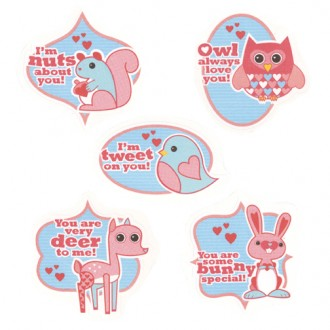 Sweet Critters Variety Edible Image