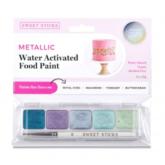 Water Activated: Mini Palette Under the Sea
