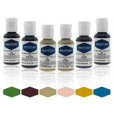 Cork Soft Gel Paste from Americolor
