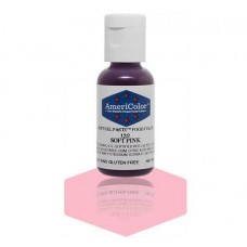 Soft Pink Soft Gel Paste from Americolor