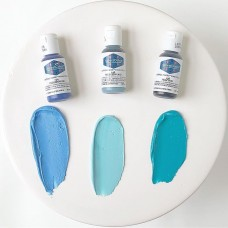 Wedgewood Soft Gel Paste from Americolor