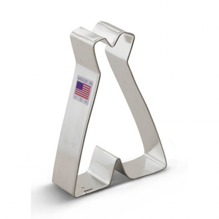 """Teepee Cookie Cutter 4 1/8"""""""