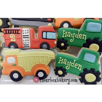 """Tractor Cookie Cutter 4 1/4"""""""