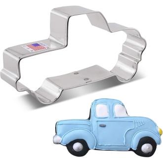 """Vintage Truck Cookie Cutter 4 1/2"""" x 2 1/2"""""""