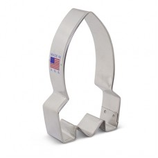 "Rocket Cookie Cutter 4"" x 2 3/8"""