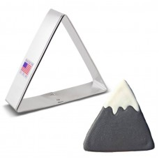 Triangle Cookie Cutter, 4""