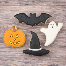 Witch's Hat Cookie Cutter 3-3/4""