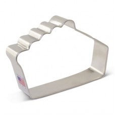 Pie or Cake Slice Cookie Cutter
