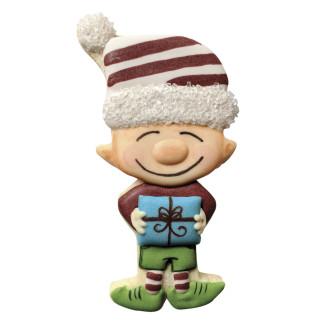 Elf Cookie Cutter by Karine Lemmonier