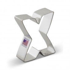 Letter X Cookie Cutter 3""