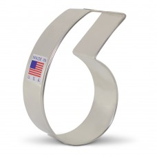 Number 6 & 9 Cookie Cutter 3 3/8""