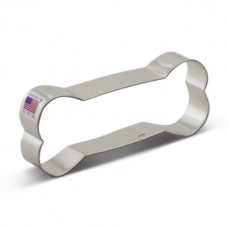 Dog Bone Cookie Cutter 3 1/2''