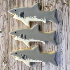 """Shark Cookie Cutter 5 3/4"""""""