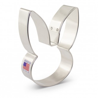 """Bunny Head Cookie Cutter 4"""" from Flour Box Bakery's"""