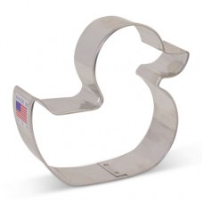 "Duckling Cookie Cutter 3 3/8"" x 3 3/4"""