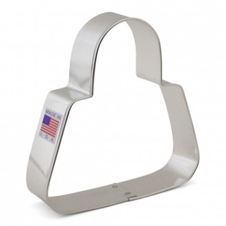 Purse Cookie Cutter 4''