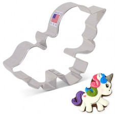 Cute Unicorn Cookie Cutter by LilaLoa