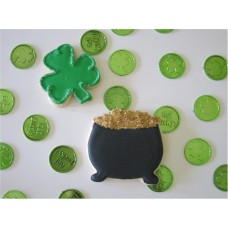 Pot Of Gold/Cauldron Cookie Cutter