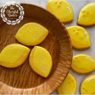 "Lemon Cookie Cutter 3.75"" x 2.5"""