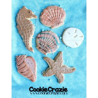 Seashell / Turkey Cookie Cutter