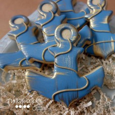 Anchor Cookie Cutter 4 3/4""