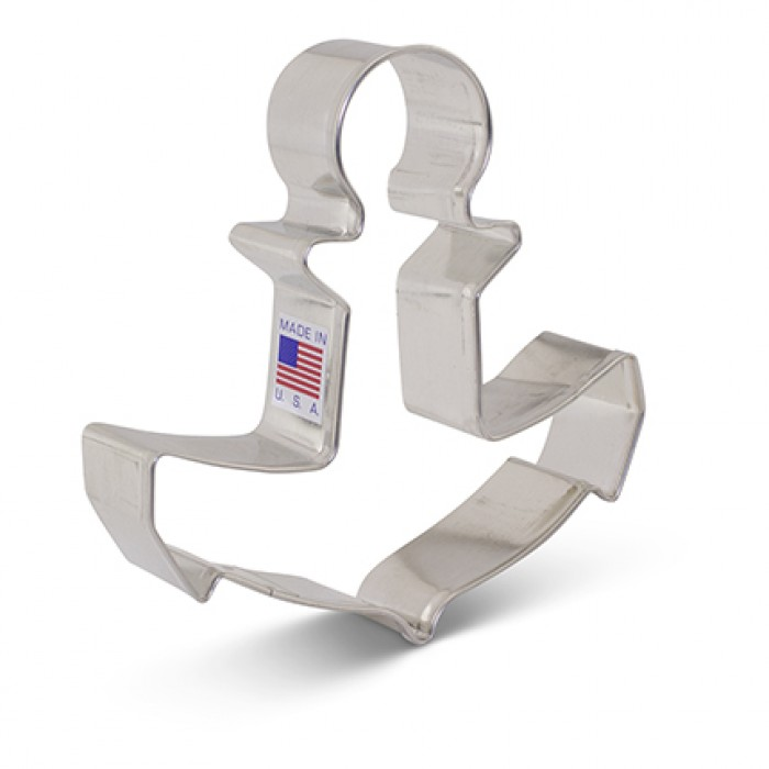 """Anchor Cookie Cutter 4 3/4"""""""