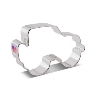 """Off-Road Vehicle Cookie Cutter, 4.75"""""""