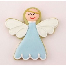"Angel Cookie Cutter 3 5/8"" x 3 1/2"""