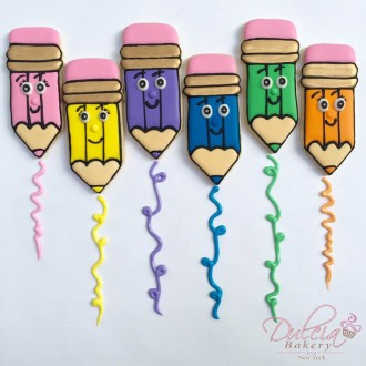 Pencil Cookie Cutter 4""