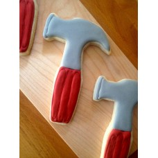 Hammer Cookie Cutter 4 3/8""
