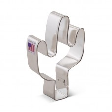 Cactus Cookie Cutter 4""