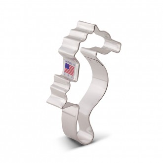 Seahorse Cookie Cutter