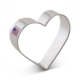 Heart Cookie Cutter 3 3/8""