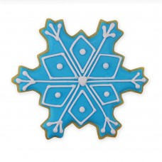Snowflake cutter 4""