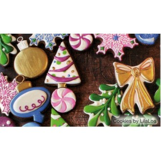 Simple Tree Cookie Cutter 4""