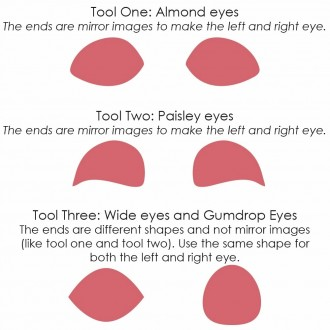 Eye Tools- Small by Autumn Carpenter